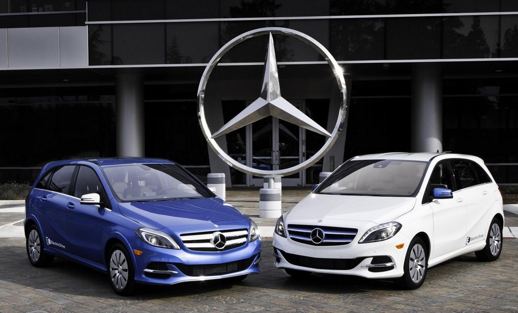 2014 mercedes b class electric drive pricing and specs. Black Bedroom Furniture Sets. Home Design Ideas