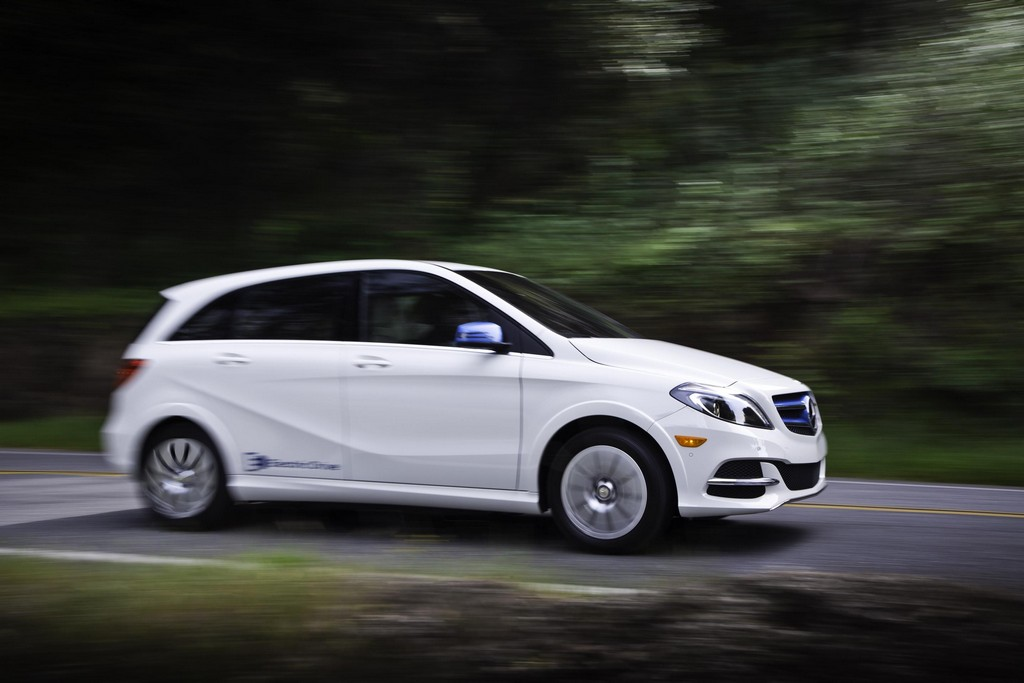 2014 mercedes b class electric drive pricing and specs for Mercedes benz b class specifications