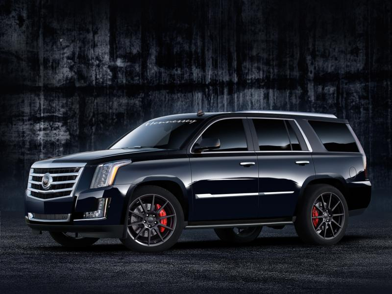2017 Cadillac Escalade Esv Platinum >> 2015 Cadillac Escalade by Hennessey Performance