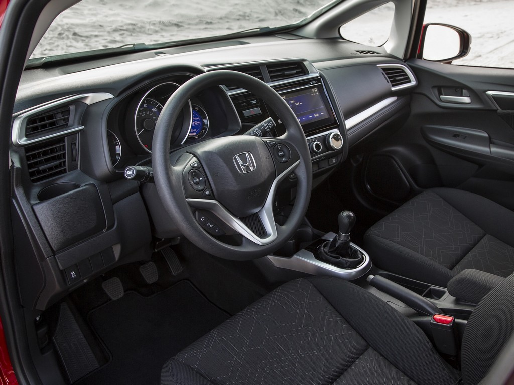 2015 honda fit us pricing and specs. Black Bedroom Furniture Sets. Home Design Ideas
