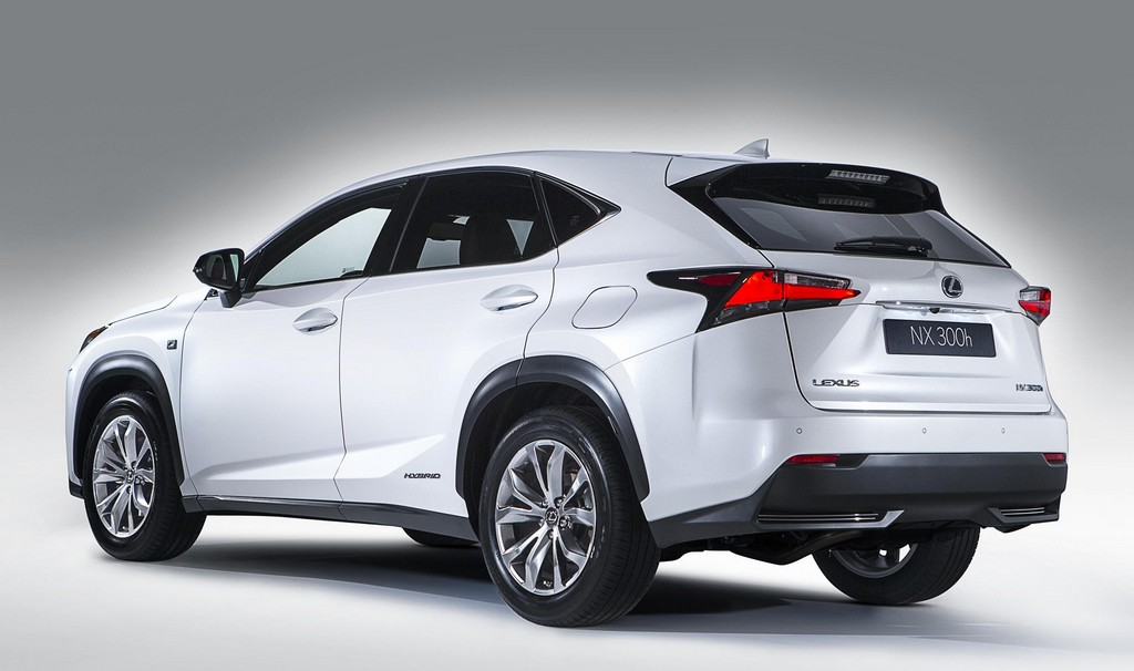 2015 lexus nx further details released. Black Bedroom Furniture Sets. Home Design Ideas