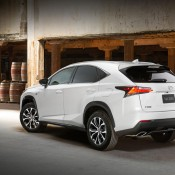 2015 Lexus NX 4 175x175 at 2015 Lexus NX Officially Unveiled