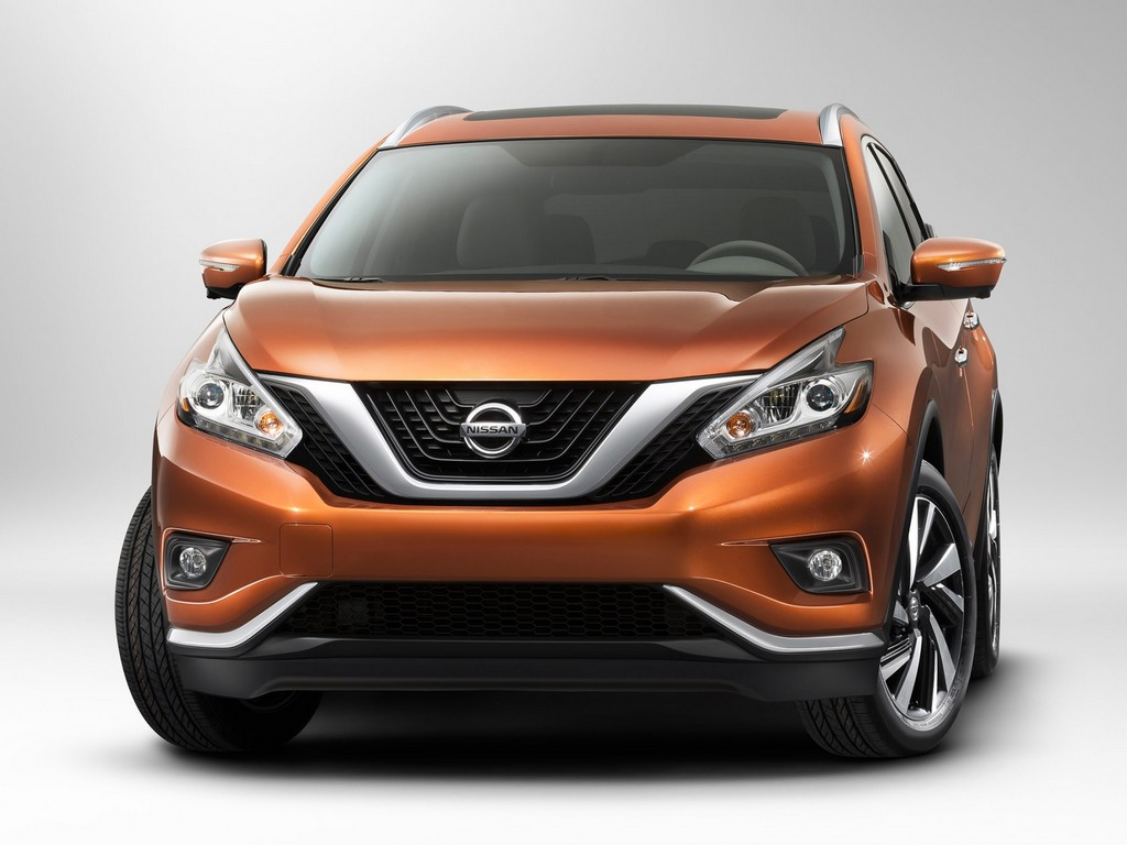 2015 nissan murano officially unveiled. Black Bedroom Furniture Sets. Home Design Ideas