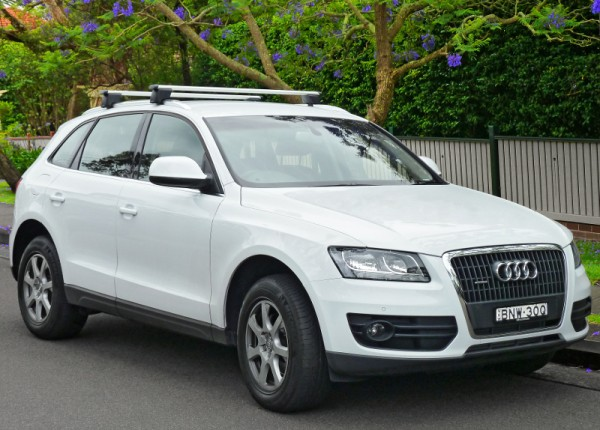 Audi q5 600x430 at Car models you didnt realise came in diesel