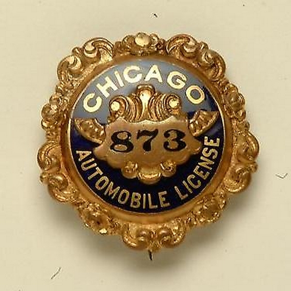 Chicago Automobile License