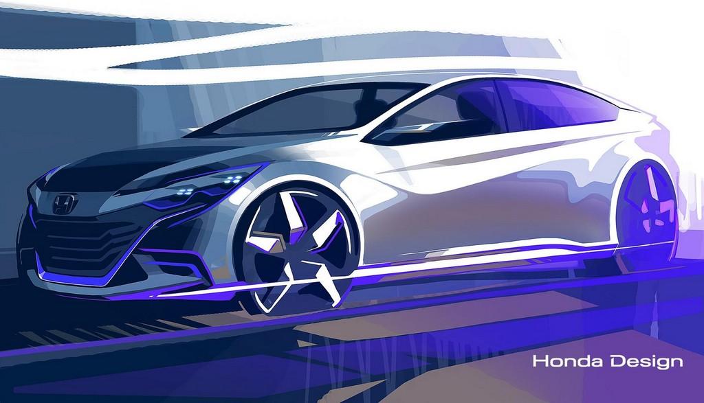 Honda Concept Cars For 2014 Beijing Auto Show