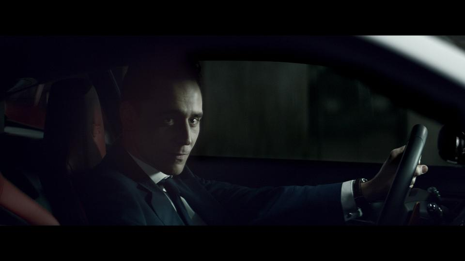 Jaguar F Type Coupe And Tom Hiddleston Present Quot The Art Of
