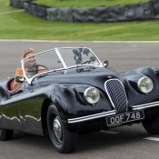 Jaguar Mille Miglia 2014 3 175x175 at Jay Leno and Amy Macdonald to Drive Jaguars in 2014 Mille Miglia