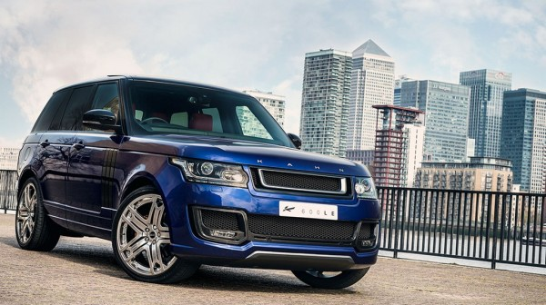 Kahn Design Range Rover 600 LE Bali Blue 0 600x336 at Kahn Design Range Rover 600 LE Bali Blue Revealed