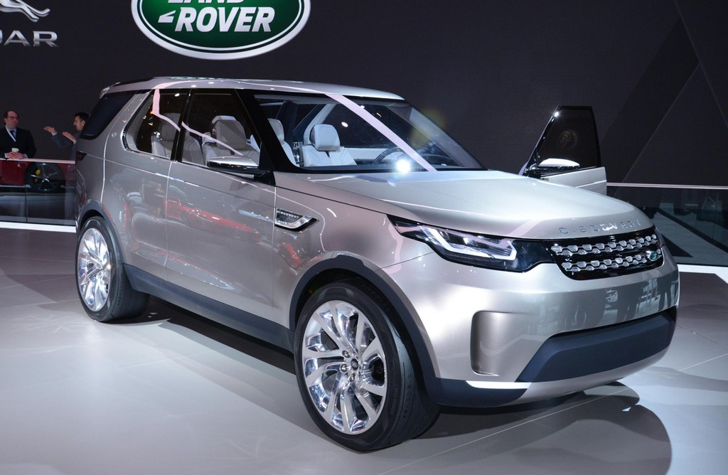 Land Rover Discovery Sport Confirmed for Production