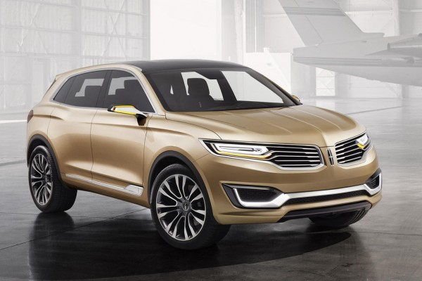 Lincoln MKX Concept 0 600x400 at Lincoln MKX Concept Shows up at Beijing Auto Show