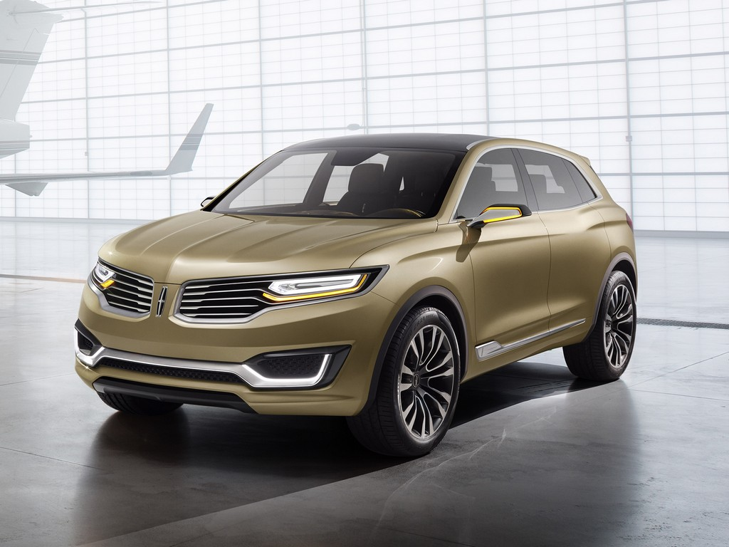 Lincoln Mkx Concept on 2014 Lincoln Navigator