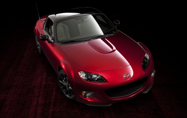 Mazda Commemorates the Miata's Birthday With a Gathering of Its Classics