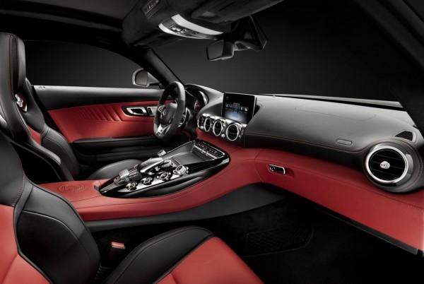 Mercedes AMG GT Interior-1