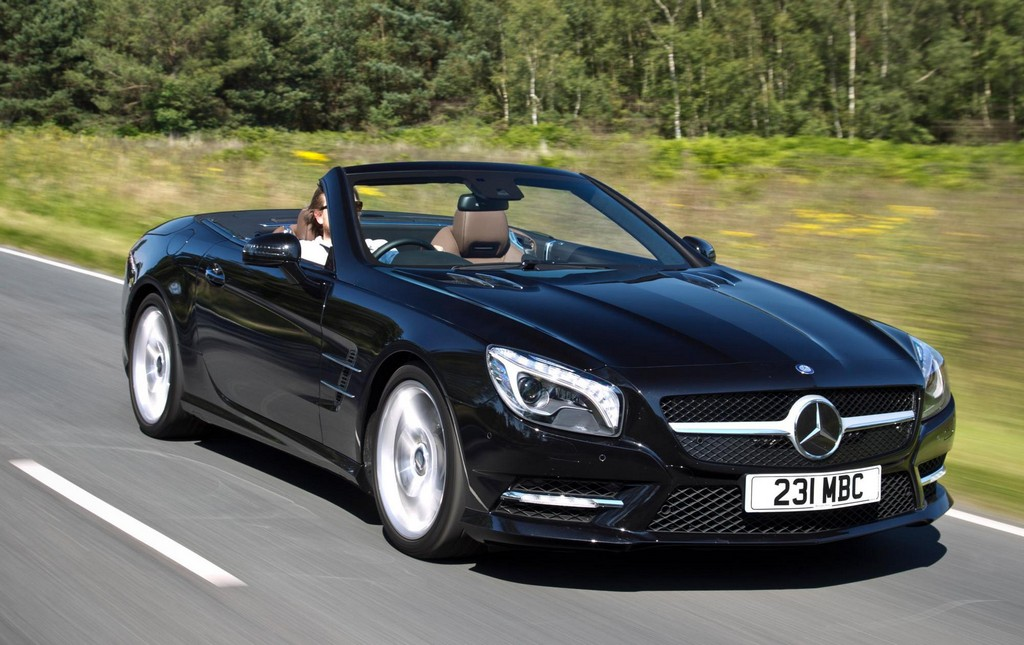 Mercedes sl 400 uk pricing announced 72 500 for Mercedes benz sl500 price