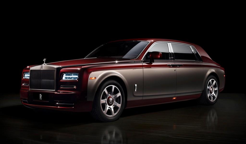 Rolls Royce Pinnacle Travel Phantom Unveiled In China