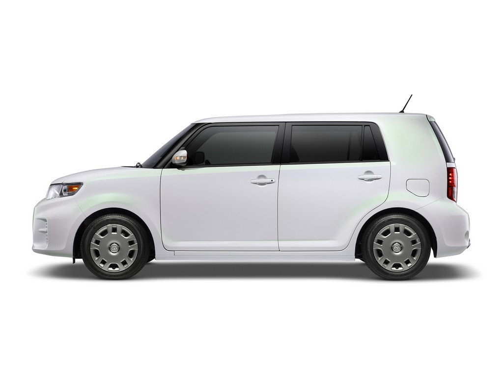 scion xb release series 10 0 announced for nyias. Black Bedroom Furniture Sets. Home Design Ideas