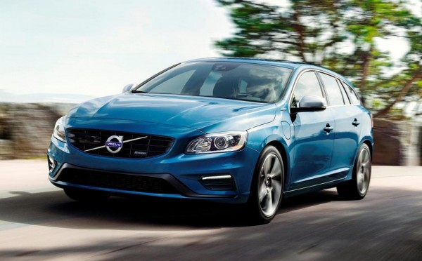 Volvo V60 Plug in Hybrid R Design 0 600x372 at Volvo V60 Plug in Hybrid R Design Announced (UK)