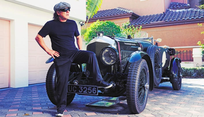 Brian Johnson To Host Cars That Rock Tv Show