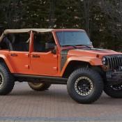 2014 Moab Jeep Wrangler Concepts