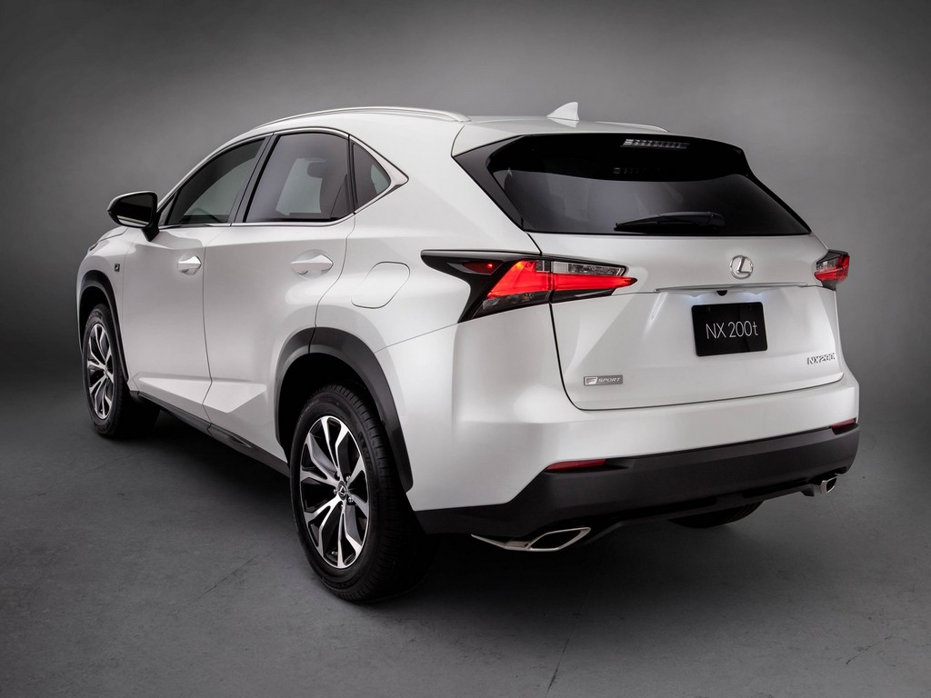 2015 lexus nx officially unveiled. Black Bedroom Furniture Sets. Home Design Ideas