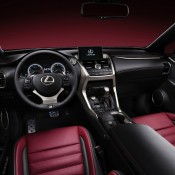 lexus nx f sport 5 175x175 at 2015 Lexus NX Officially Unveiled