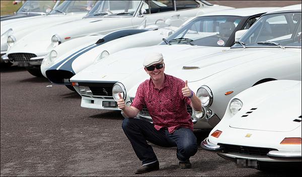 Ferrari S Most Loyal Uk Customers