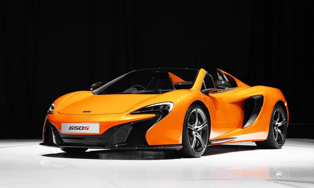 mclaren 650s official u s pricing announced. Black Bedroom Furniture Sets. Home Design Ideas