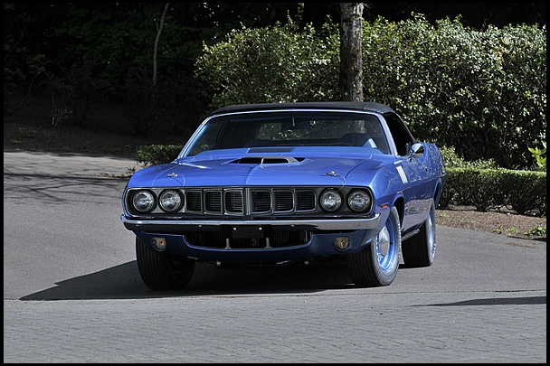 1971 plymouth hemi cuda convertible can fetch 4 million. Black Bedroom Furniture Sets. Home Design Ideas