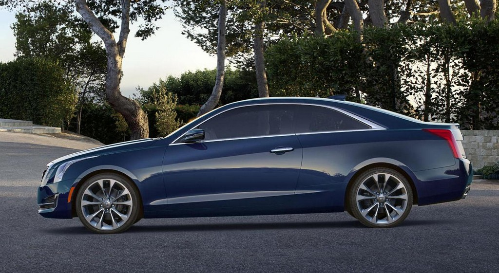 2015 cadillac ats coupe pricing revealed. Black Bedroom Furniture Sets. Home Design Ideas