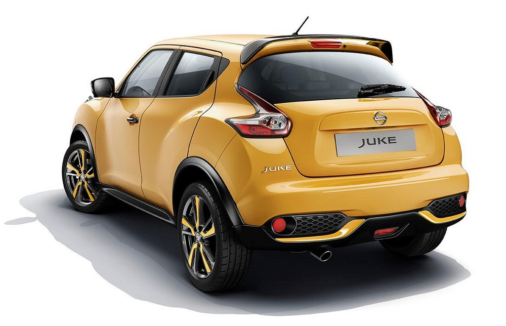 2015 nissan juke uk pricing and specs confirmed. Black Bedroom Furniture Sets. Home Design Ideas
