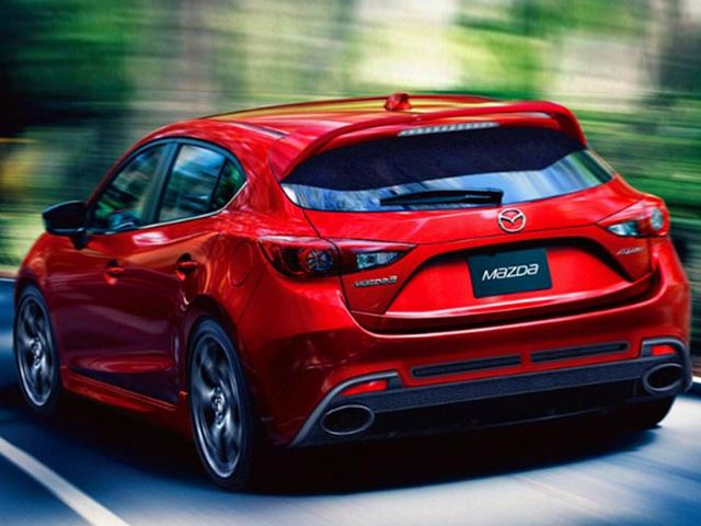 2016 Mazda3 MPS: First Details + Rendering