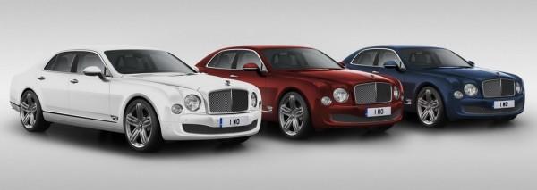 Bentley Mulsanne 95-0