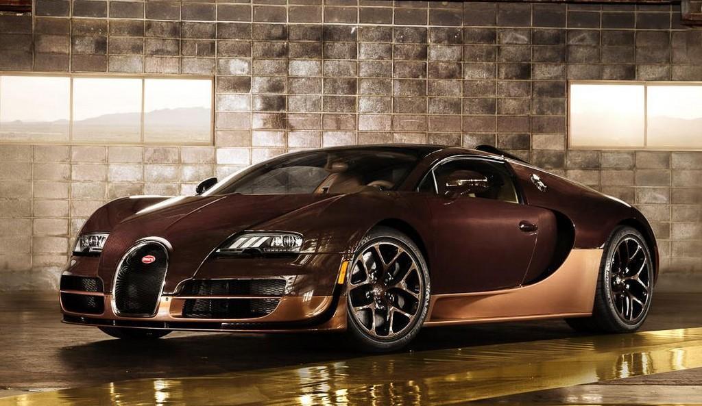 Texan Bugatti Veyron Rembrandt Scooped