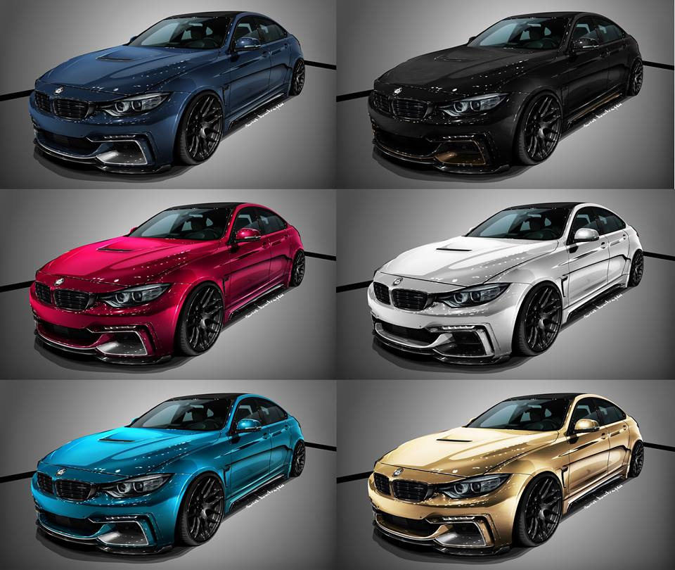 Duke Dynamics BMW 4 Series Gran Coupe: Preview