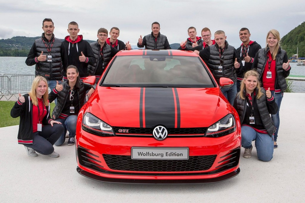 380 hp golf gti wolfsburg edition unveiled at worthersee. Black Bedroom Furniture Sets. Home Design Ideas