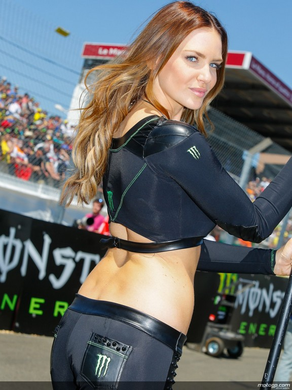 A Reason To Watch Motogp Paddock Girls