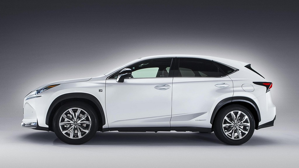 lexus nx 300h pricing revealed. Black Bedroom Furniture Sets. Home Design Ideas