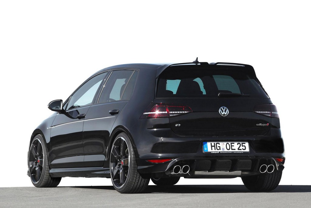 Oettinger Vw Golf R Launched With 400 Horsepower