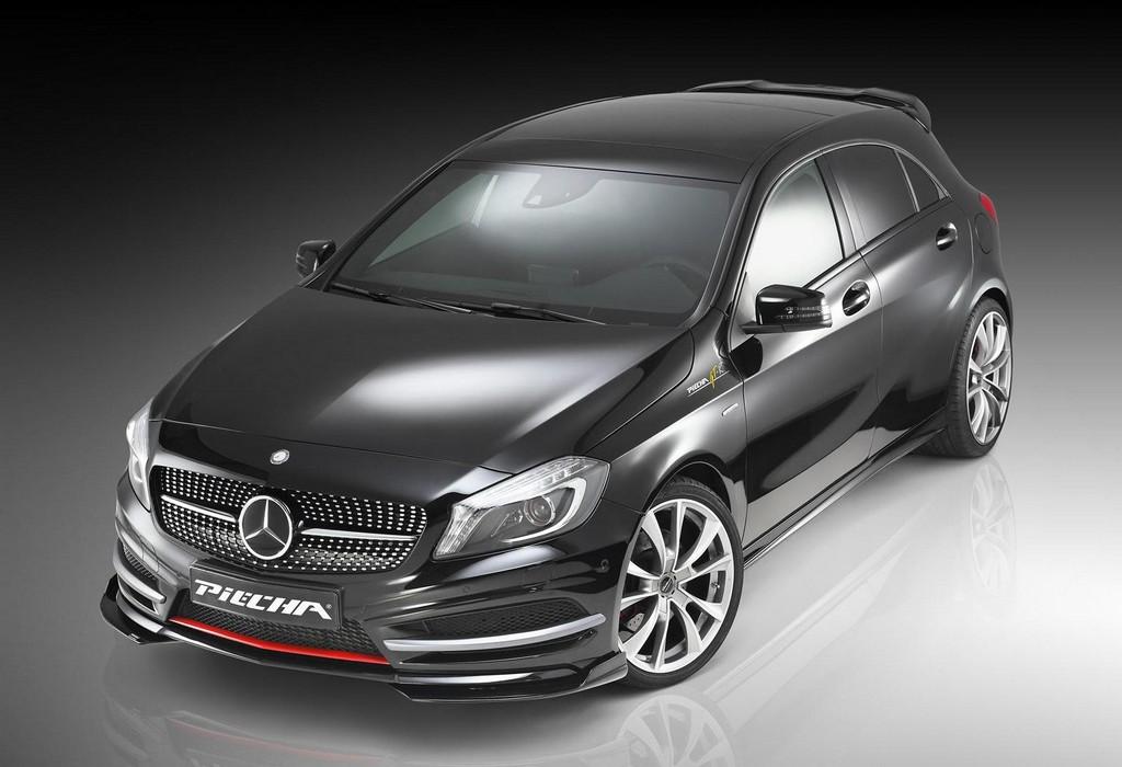 Piecha Design Mercedes A Class Amg Styling Kit