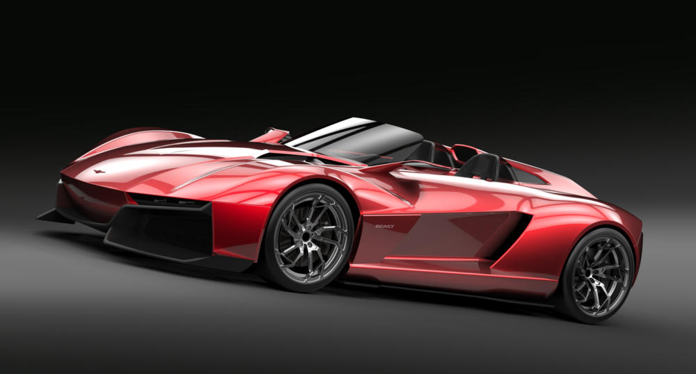 Rezvani Beast Production Begins