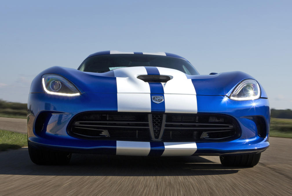 srt viper gts at Official: SRT Is Dead, Viper to be Called Dodge Again