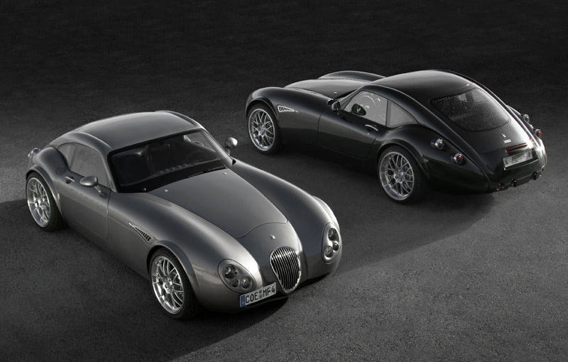 German Sports Car Maker Wiesmann Going Bust