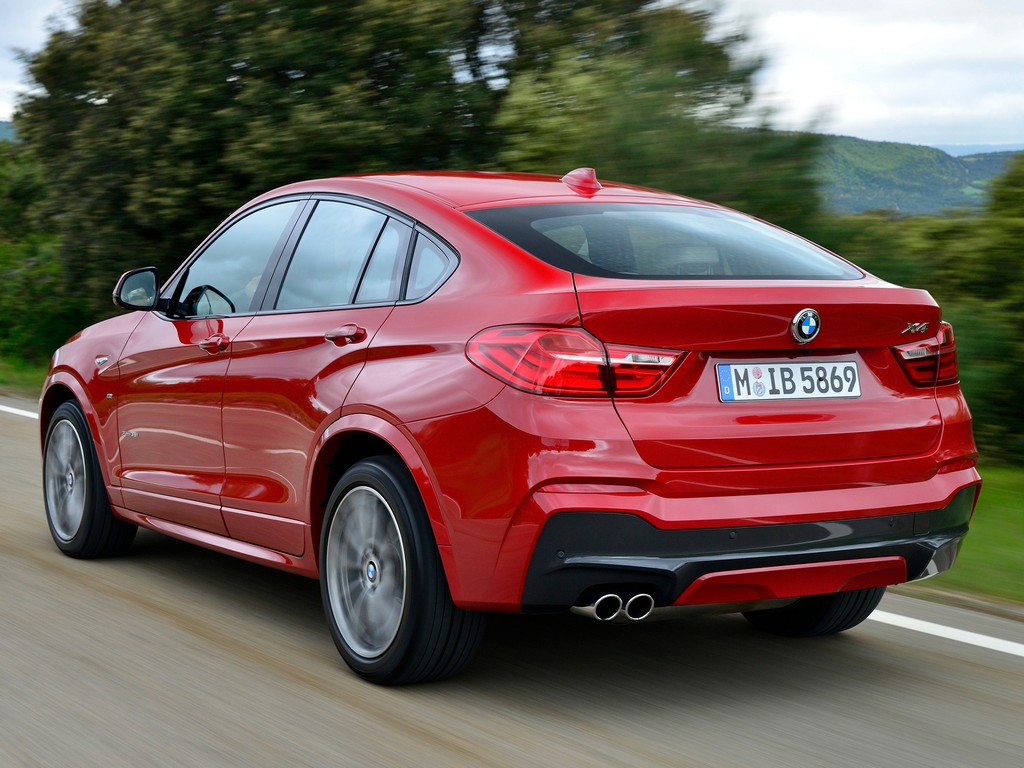 bmw x4 m performance parts revealed. Black Bedroom Furniture Sets. Home Design Ideas