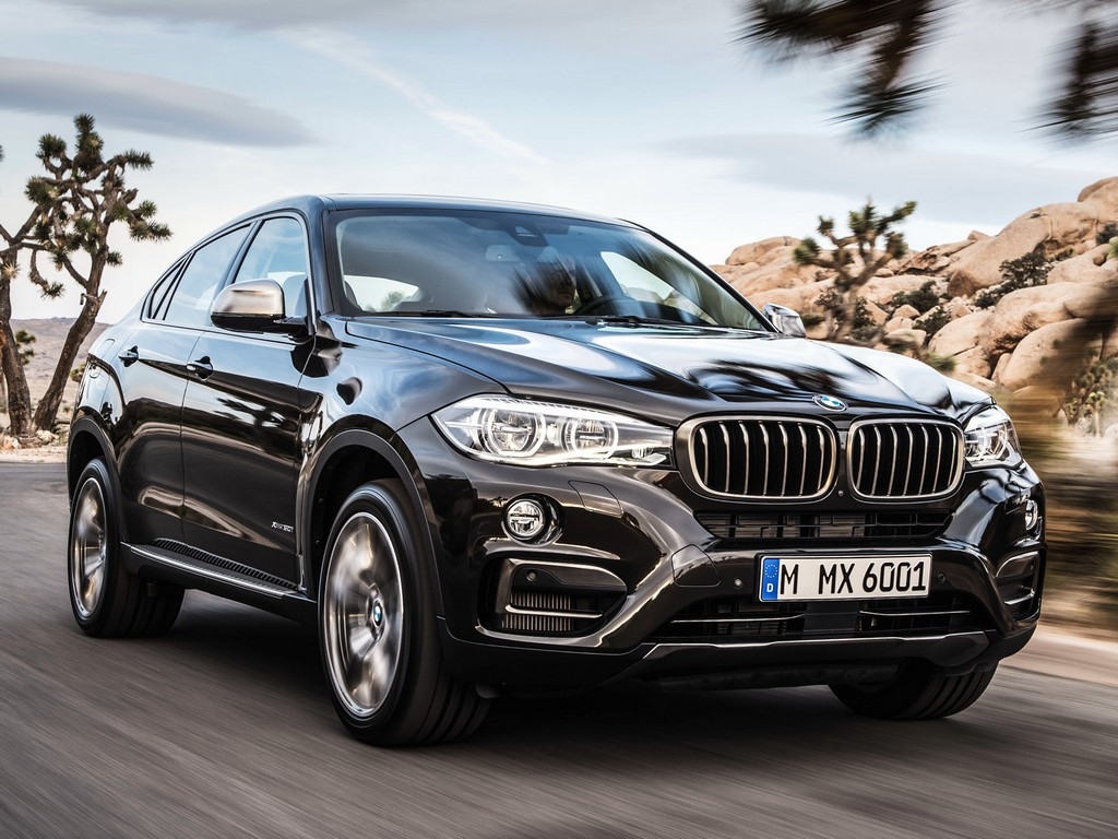 2015 Bmw X6 Officially Unveiled