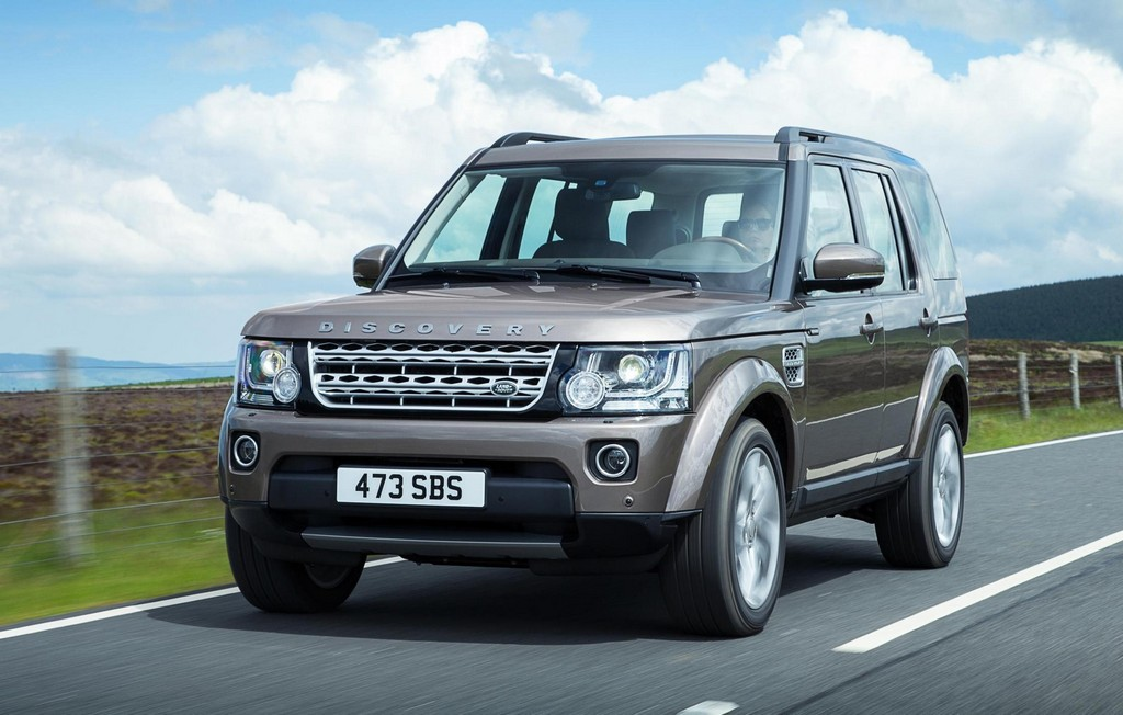 2015 land rover discovery revealed. Black Bedroom Furniture Sets. Home Design Ideas