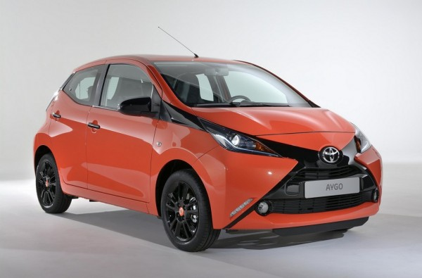 2015 Toyota Aygo 1 600x395 at 2015 Toyota Aygo Priced from £8,595 in the UK