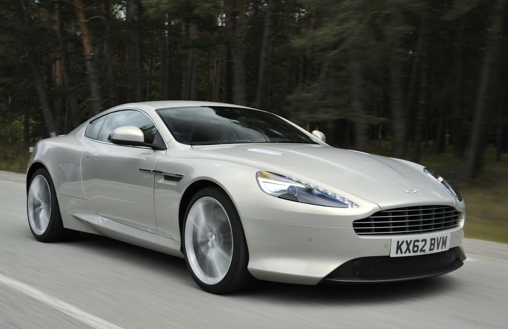 New Aston Martin DB9 Planned for 2017