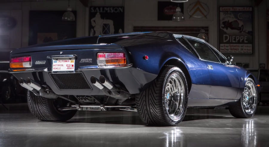 2014 Ford Fusion For Sale >> All You Need to Know About De Tomaso Pantera