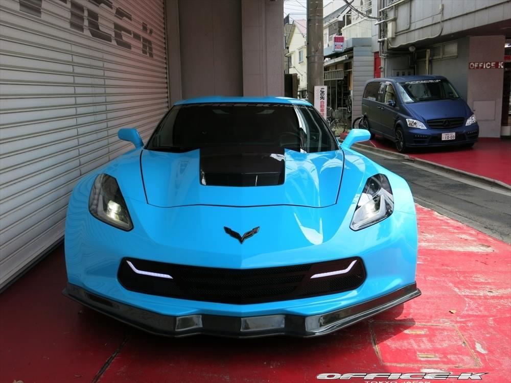 forgiato wide body corvette 1 175x175 at forgiato corvette stingray wide body by office k - Corvette Stingray Light Blue